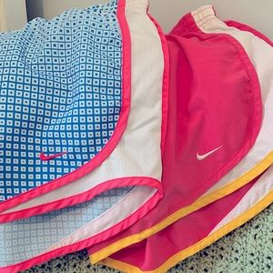 Set of 2 Nike Running Shorts